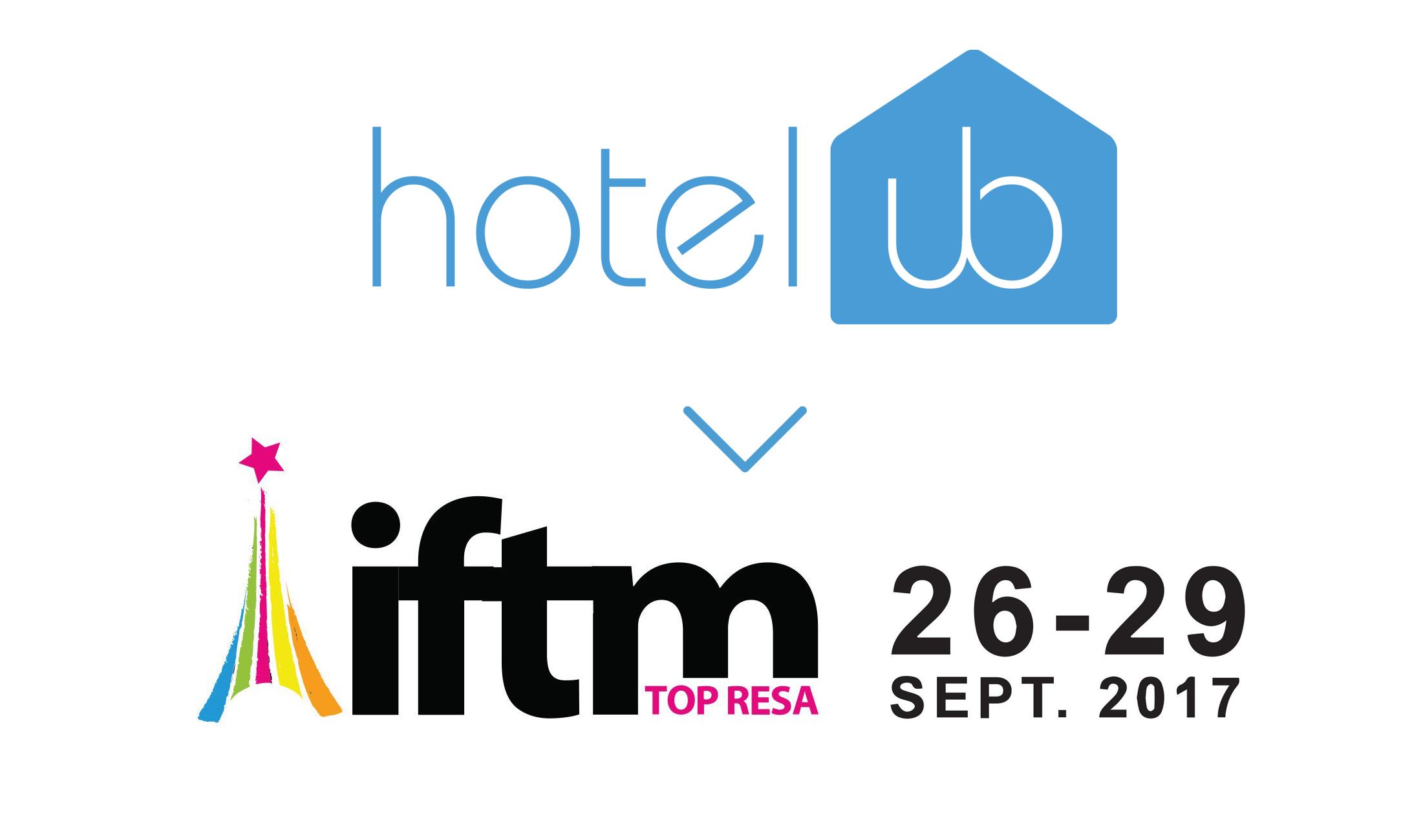 Hotelub IFTM 2017